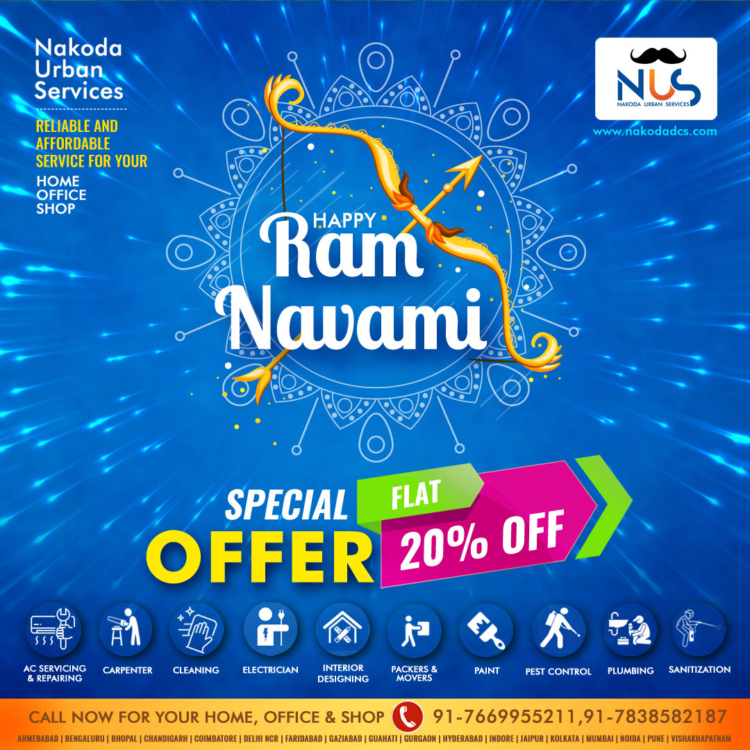 House Cleaning Ram Nawami Special Offer
